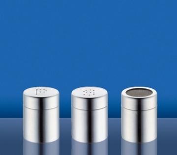 Mini Salzstreuer edelstahlonline de salzstreuer mini cilio 300383